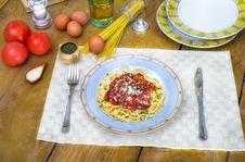 Free Spaghetti Stock Image - 7749781