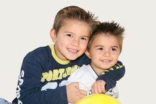 Free Children Royalty Free Stock Photo - 7749975