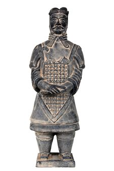 Free Terra-cotta Warriors Royalty Free Stock Photos - 7749988