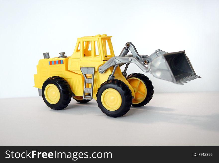 Toy Front Loader