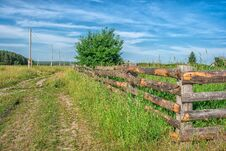 Free Rural Landscape Royalty Free Stock Photos - 77446228