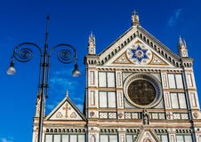 Free Basilica Of Santa Croce Royalty Free Stock Photos - 77452258