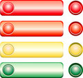 Free Color Buttons Stock Images - 7750444