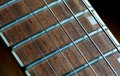 Free Guitar Fretboard Close-up Royalty Free Stock Photos - 7754418