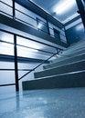 Free Urban Interior (toned In Blue) Stock Photo - 7755750
