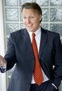 Free Happy Businessman Royalty Free Stock Image - 7755776