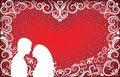 Free Valentine Background2. Royalty Free Stock Photography - 7758687