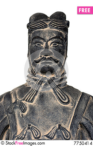 Free Terra-cotta Warriors Stock Images - 7750414