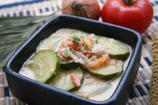 Free Zucchini Stock Photography - 7750372