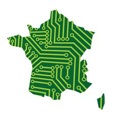 Free Electronic France Stock Images - 7750404