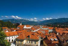Free Kamnik City View Stock Photos - 7750463