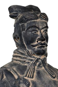 Free Terra-cotta Warriors Royalty Free Stock Images - 7750639