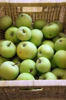 Free Green Apple Fruit Stock Photography - 7751062