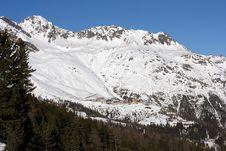 Free Winter Mountains Stock Photo - 7751280