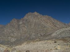 Tien-Shan Mountains Stock Images