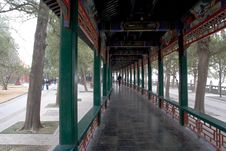 Free The Long Corridor Stock Photography - 7751672