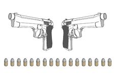 Free Guns Stock Images - 7751844