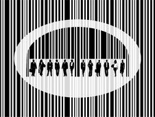 Free Bar Code Stock Image - 7752151