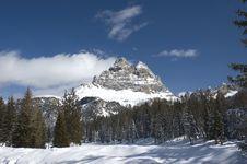 Free Mountain Royalty Free Stock Photos - 7752328