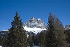 Free Mountain Royalty Free Stock Image - 7752336