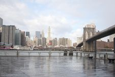 Free Brooklyn Bridge Stock Photos - 7752593