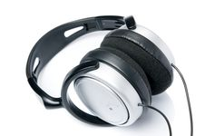 Free Deejay Headphones Royalty Free Stock Image - 7752616