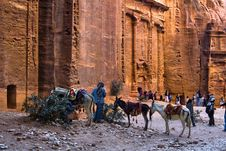 Free Petra Royalty Free Stock Photos - 7752628