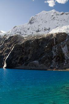 Free Ice Blue Lake Stock Images - 7752844