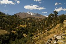 Free Andean Landscape Royalty Free Stock Photography - 7752887