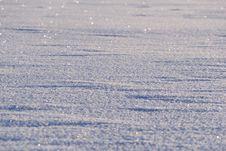 Free Snowy Land Stock Image - 7753361