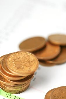 Free Coin Royalty Free Stock Photography - 7753737