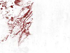 Free Blood Background Stock Photo - 7754220