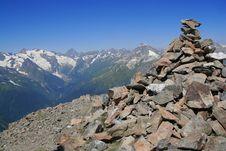 Free Caucasus Mountain Royalty Free Stock Photo - 7755475