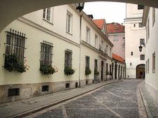 Free Old Warsaw Royalty Free Stock Images - 7757179