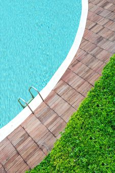 Free Poolside Stock Photography - 7757332