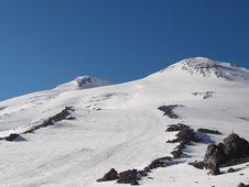 Mt Elbrus Stock Photos