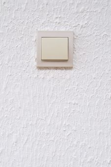 Free Wall Switch Stock Photography - 7758002