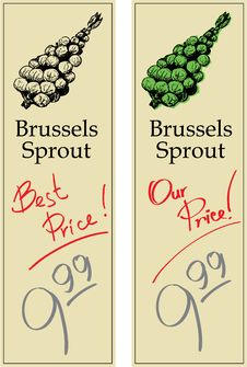 Free Brussels Sprouts Stock Images - 7758264