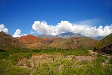 Free Amazing Argentina Landscape In Summer Day Stock Photos - 7758333