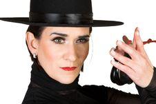 Free Spanish Dancer Stock Images - 7758454