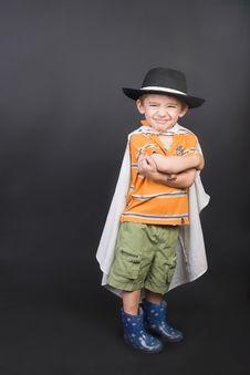 Free Cowboy Hat Royalty Free Stock Photos - 7758578