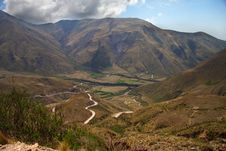 Free Amazing Argentina Landscape In Summer Day Royalty Free Stock Photos - 7758598