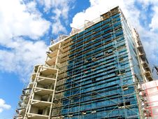 Free Building Under Construction Stock Photos - 7758603