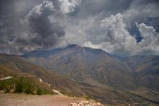 Free Amazing Argentina Landscape In Summe Royalty Free Stock Photos - 7758608