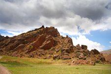 Free Amazing Argentina Landscape In Summe Stock Photo - 7758630