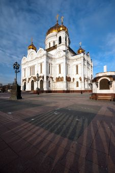 Free Cathedral Of Christ The Savior Royalty Free Stock Photography - 7758737
