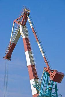 Free Huge Crane Stock Photo - 7759860