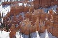 Free Bryce Canyon Formations In The Glow Of Winter Stock Photos - 7761023