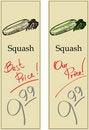 Free Squash Stock Image - 7762381