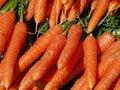 Free Raw Carrots Stock Photo - 7766940